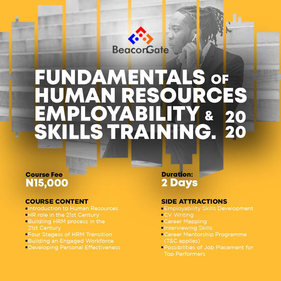 Employability and Skills Training Post free event in Nigeria using tickethub.ng, buy and sell tickets to event
