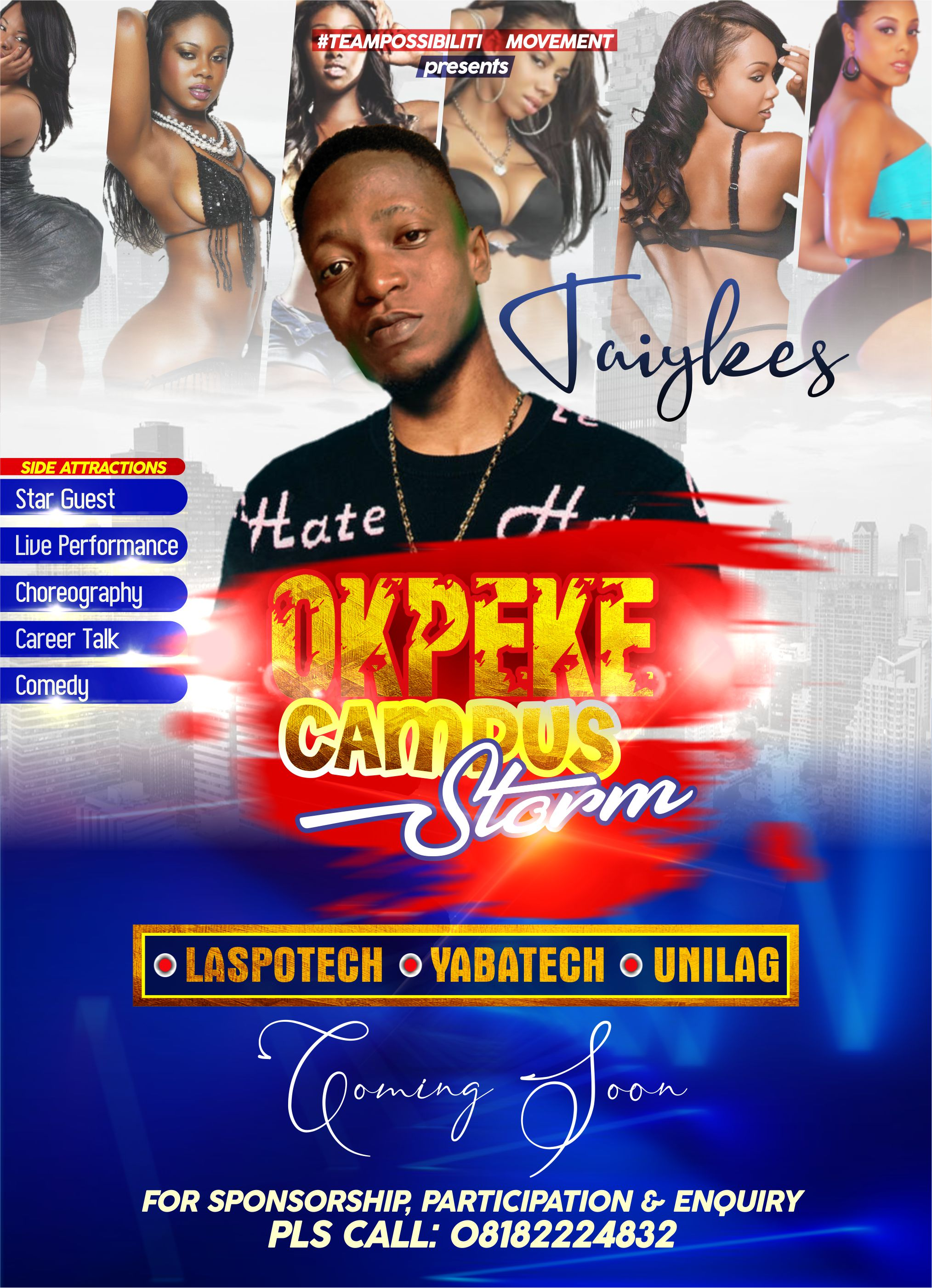 Okpeke Campus Storm Post free event in Nigeria using tickethub.ng, buy and sell tickets to event