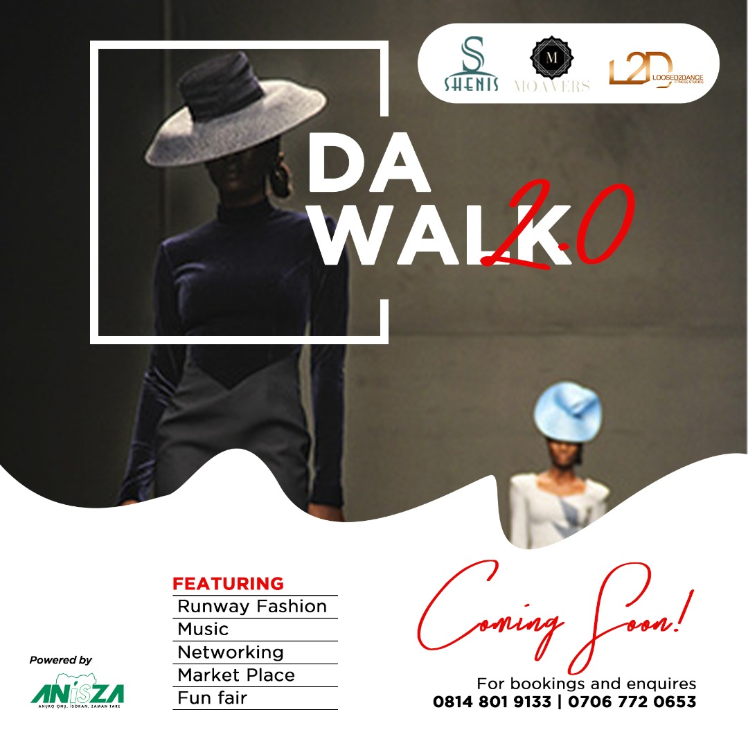 DAWALK 2.0 Post free event in Nigeria using tickethub.ng, buy and sell tickets to event
