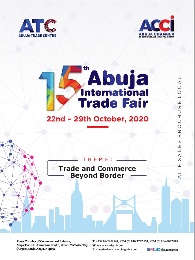 Abuja International Trade Fair (AITF2020) Post free event in Nigeria using tickethub.ng, buy and sell tickets to event