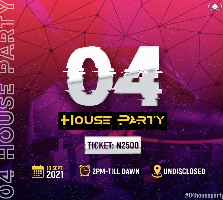 THE 04 Post free event in Nigeria using tickethub.ng, buy and sell tickets to event