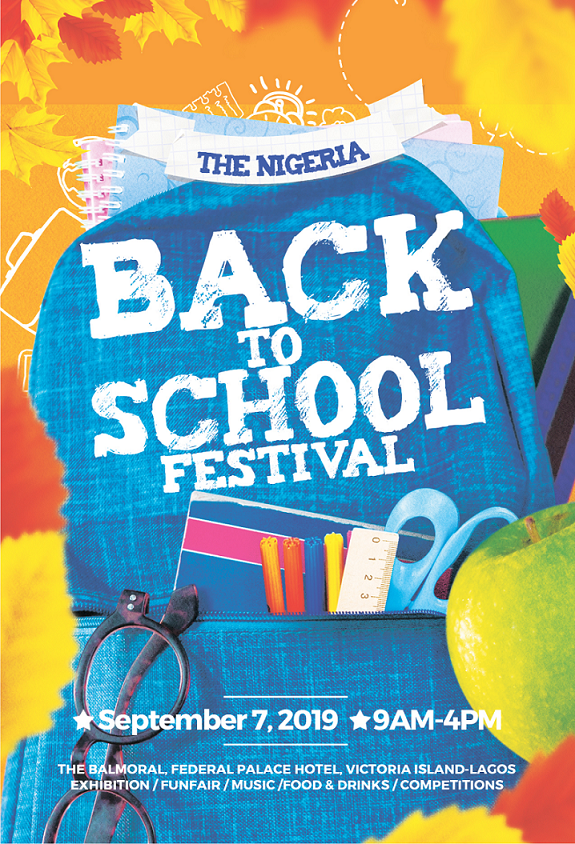 The Nigeria back-to-school Festival Post free event in Nigeria using tickethub.ng, buy and sell tickets to event