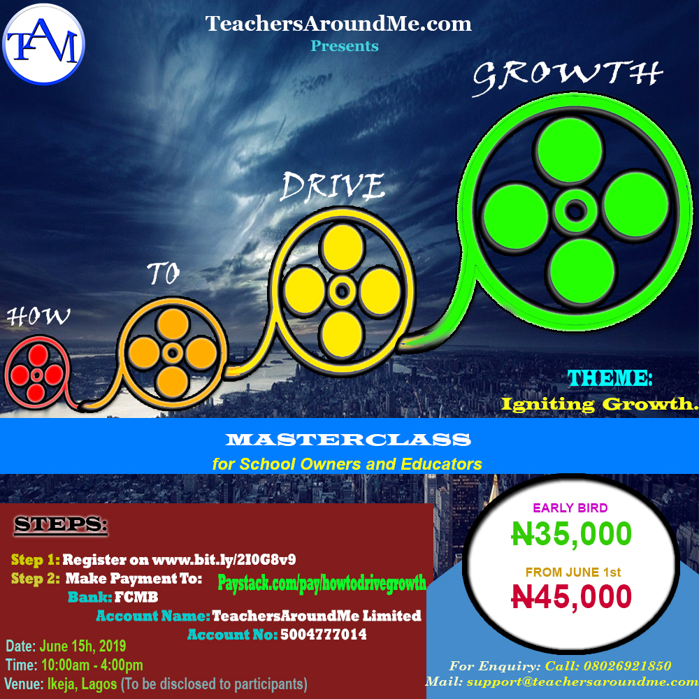 How To Drive Growth for School Owners and Educators Post free event in Nigeria using tickethub.ng, buy and sell tickets to event