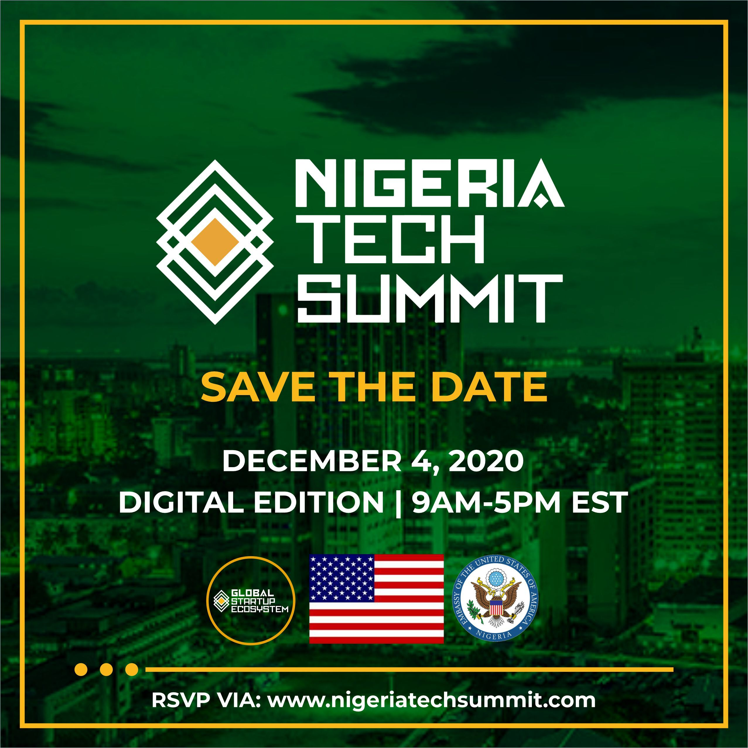 Nigeria Tech Summit 2020 Post free event in Nigeria using tickethub.ng, buy and sell tickets to event