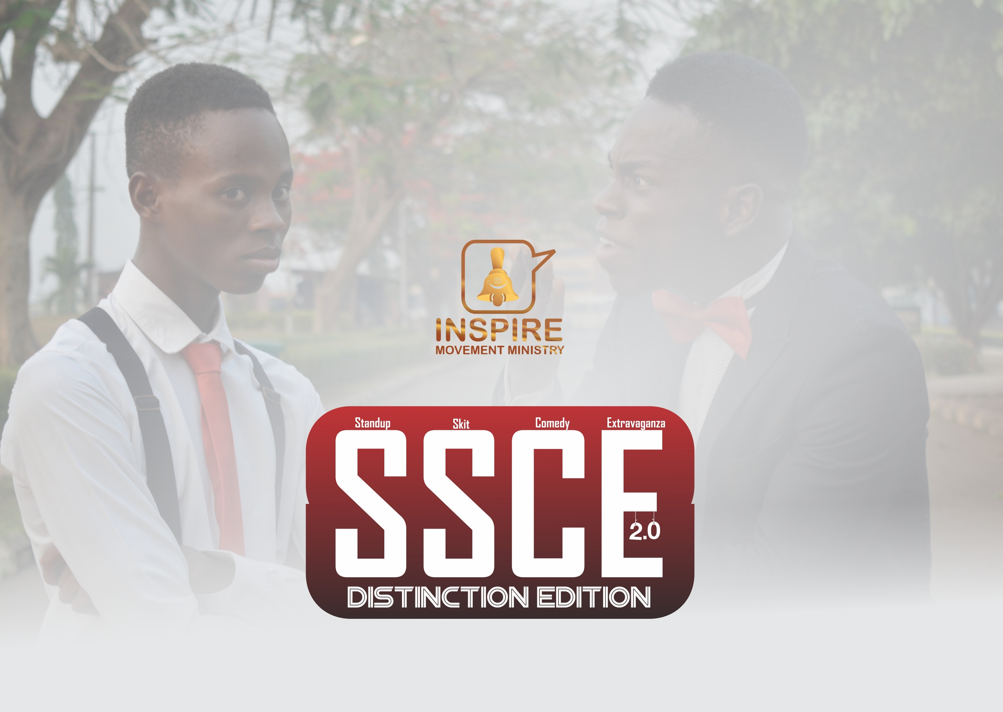 STANDUP SKIT COMEDY EXTRAVAGANZA (SSCE)? Post free event in Nigeria using tickethub.ng, buy and sell tickets to event