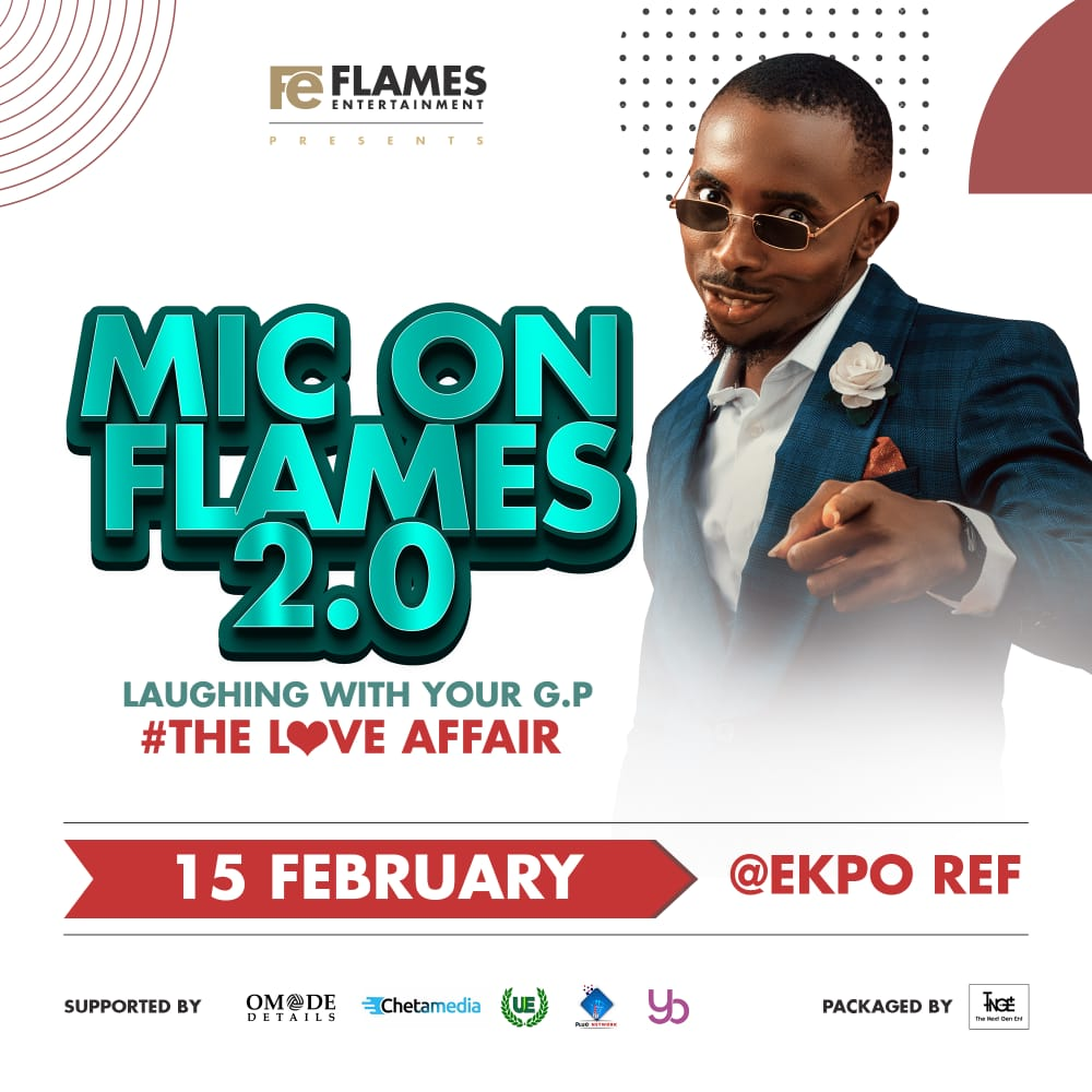 Mic on Flames Post free event in Nigeria using tickethub.ng, buy and sell tickets to event