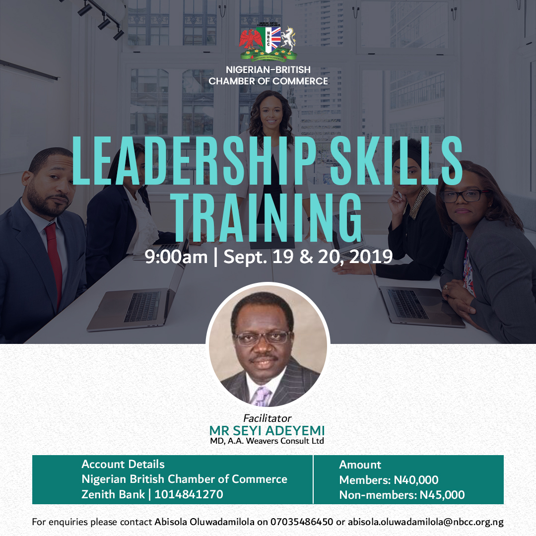 Leadership Training Skills Post free event in Nigeria using tickethub.ng, buy and sell tickets to event