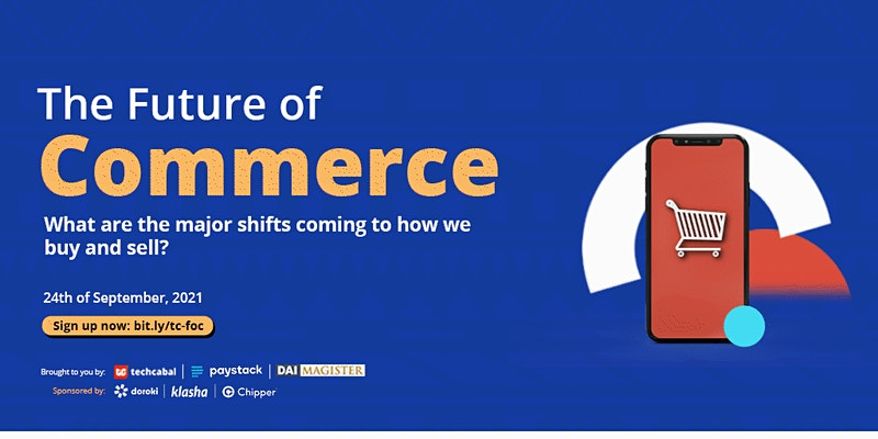 The Future of Commerce Post free event in Nigeria using tickethub.ng, buy and sell tickets to event