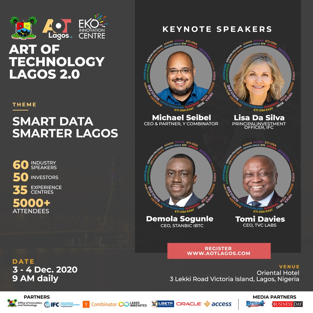 Art Of Technology Lagos 2.0 Post free event in Nigeria using tickethub.ng, buy and sell tickets to event