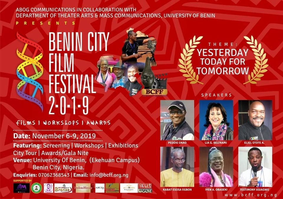 Benin City Film Festival Post free event in Nigeria using tickethub.ng, buy and sell tickets to event
