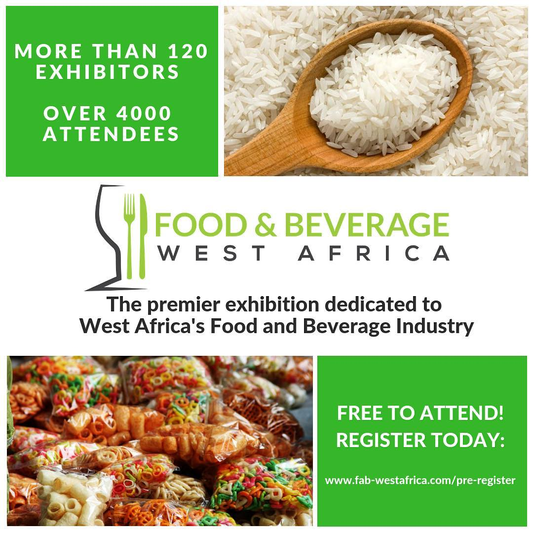 Food and Beverages West Africa Post free event in Nigeria using tickethub.ng, buy and sell tickets to event