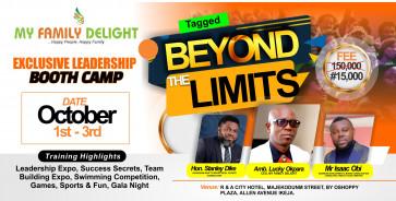LEADERSHIP BOOTH CAMP