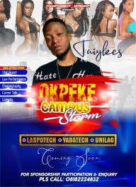 Okpeke Campus Storm