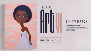 iDesign Affordale Art Sale - 6th Edition