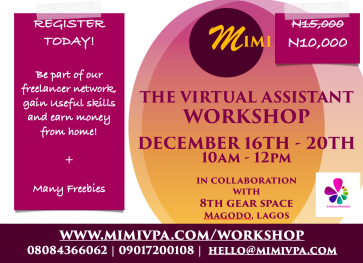 Virtual Assistant Workshop