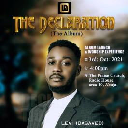 The Declaration Album Launch and Worship Concert