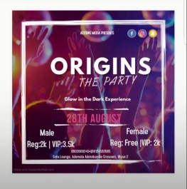 Origins The Party