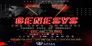 GENESYS (The Live concert)