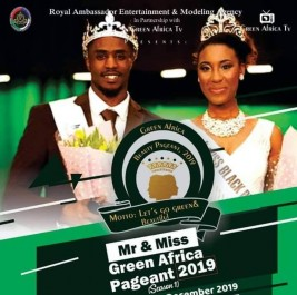 Mr & Miss Green Africa Beauty Pageant