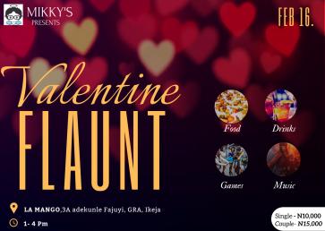 Mikky's Valentine FLAUNT