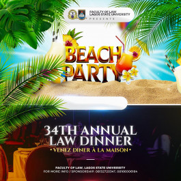LASULAWS 34TH ANNUAL LAW DINNER