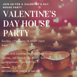 Valentine's Day House