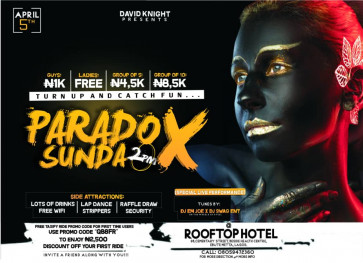 Paradox the party