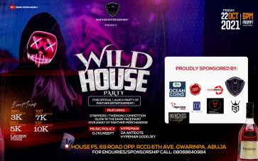 WILD HOUSE PARTY