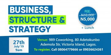 Business, Structure and Strategy