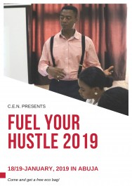 FUEL YOUR HUSTLE