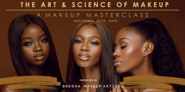 The Art & Science Of Makeup Masterclass by Bregha