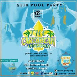 Gei8 pool party