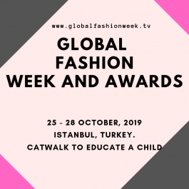 Global Fashion Week And Awards 2019