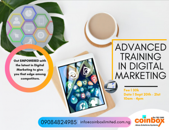 ADVANCED TRAINING IN DIGITAL MARKETING