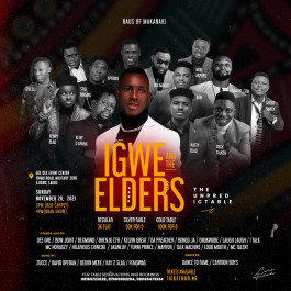 IGWE AND THE ELDERS (The Unpredictable)