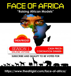 FACE OF AFRICA SEASON 1