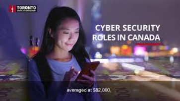 Study for Cyber security course including a work permit at Toronto Canada for just N2.1million