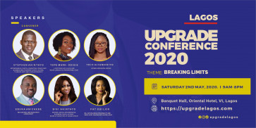 UPGRADE CONFERENCE 2020