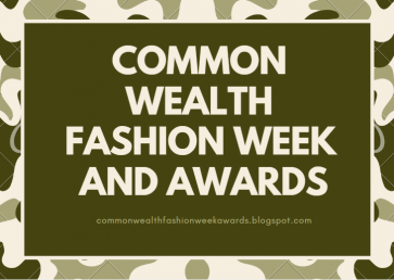 COMMON WEALTH FASHION WEEK AND AWARDS