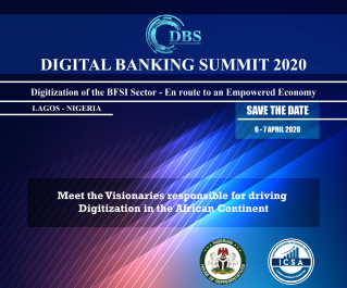 2nd Annual Digital Banking Summit - Innovation and Excellence Awards 2020