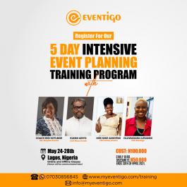 Event Planning Training